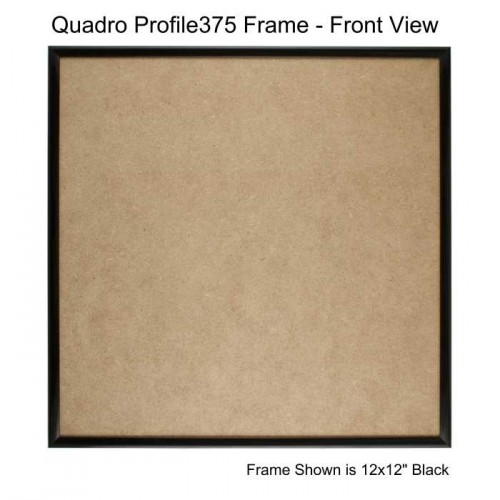 12x12 picture frames profile375 glassbox of 30 plasticbox of 36