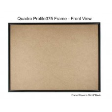 11x14 Picture Frames - Profile375 - GLASS-Box of  30 / PLASTIC-Box of 36