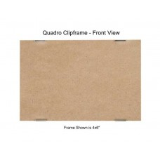 4x6 Clip Frames - Box of 200 Glass / Box of 240 Plastic